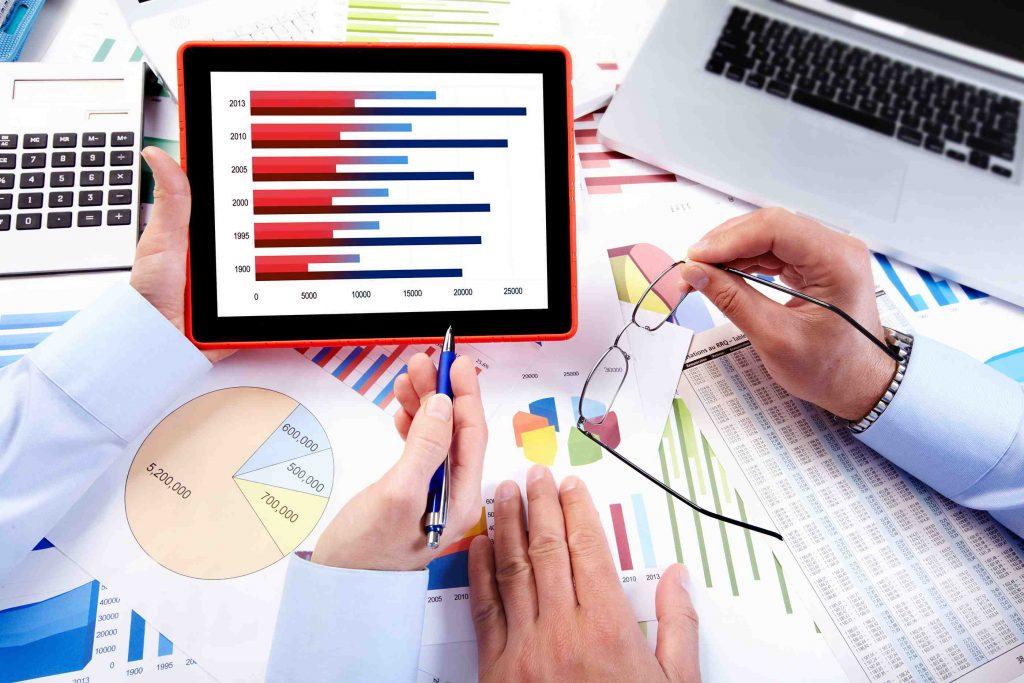 PikoHANA real-time integrated business intelligence platform dashboard