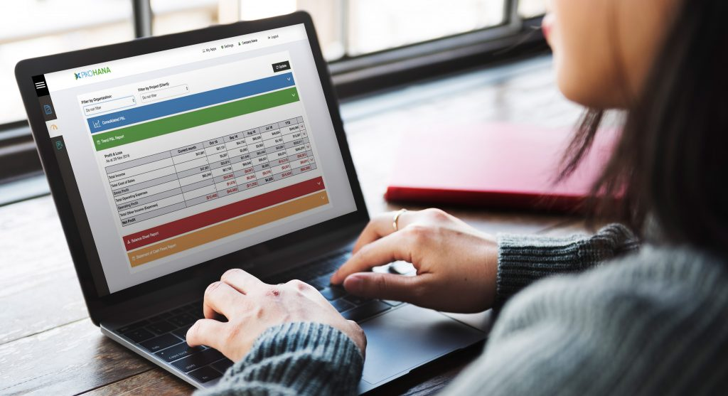 PikoHANA Integrated Business Intelligence Platform